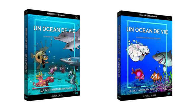 Un Océan de Vie : offrez les DVD pour Noël !