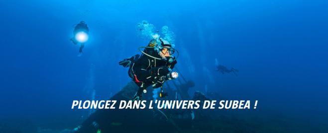 SUBEA, la nouvelle marque de matériel de plongée sous-marine créée par Decathlon !