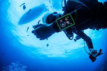 Découvrez EON Core, le nouvel ordinateur de plongée sous-marine Suunto !