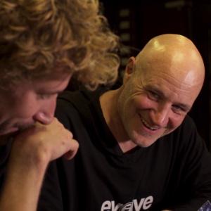 Steven Surina et Jan Kounen.
