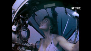La célèbre exploratrice sous-marine Sylvia Earle