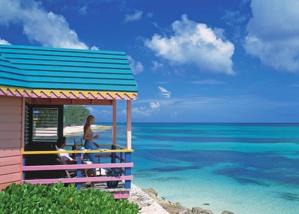 """Vous êtes invités à """"La Maison des Bahamas"""" !"""