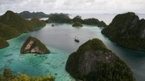 Les îles Raja Ampat en Indonésie