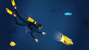 """Des """"selfies"""" vidéo sous-marins... et bien plus !"""