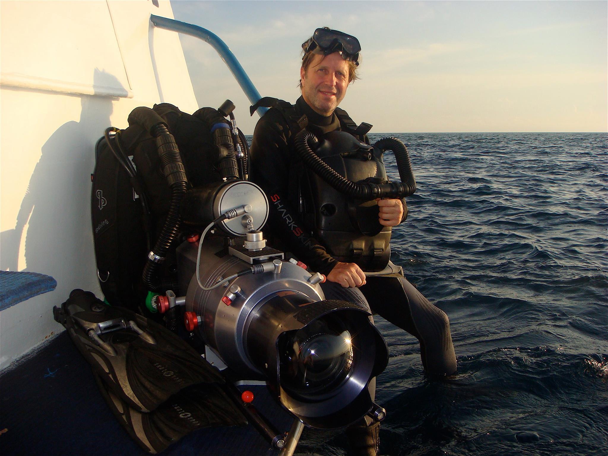 Mexique - Voyage plongée et stage vidéo avec le célèbre réalisateur René Heuzey !