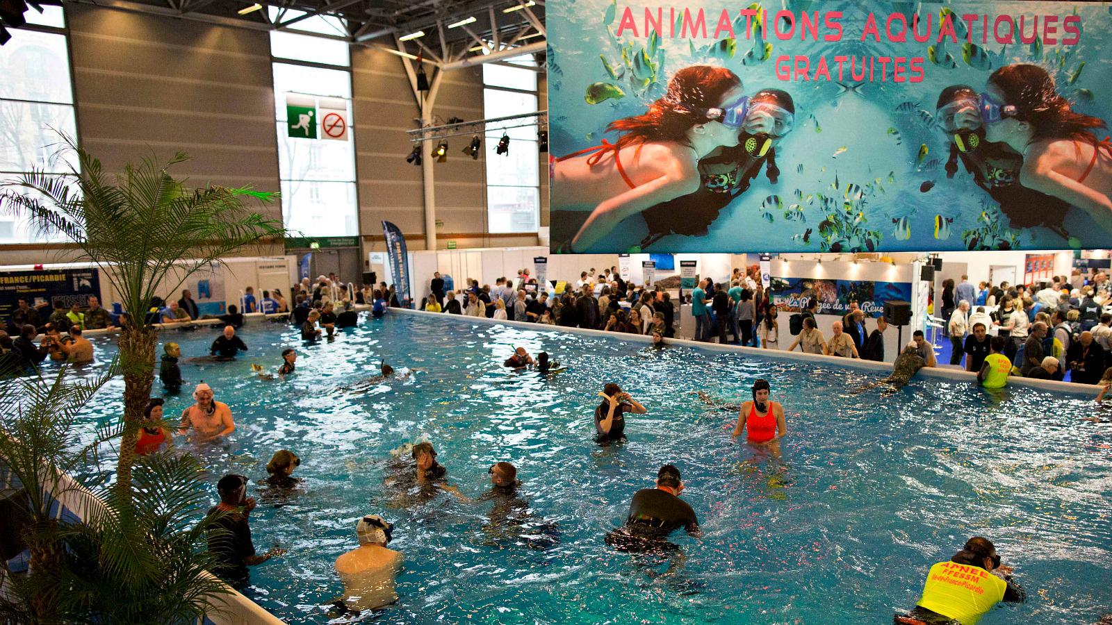 Salon International de la Plongée Sous-Marine : les nouveautés 2016 !