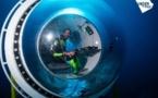 """Expédition Under The Pole - Saison 5 - Épisode 3 : mise à l'eau et immersion de la """"Capsule"""" !"""