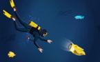 iBubble : bientôt le premier drone sous-marin autonome !