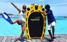 MobiReef : un sentier sous-marin créé aux Maldives par le Club Med et Euro-Divers !