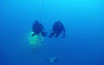 """Expédition Gombessa V """"Planète Méditerranée"""" - Épisode 14 : plongée à moins 120 mètres !"""